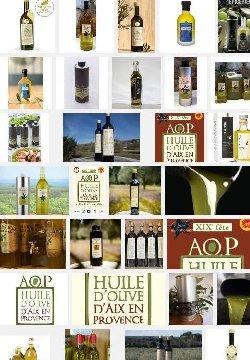 Huile d'olive d'Aix-en-Provence (aoc-aop)